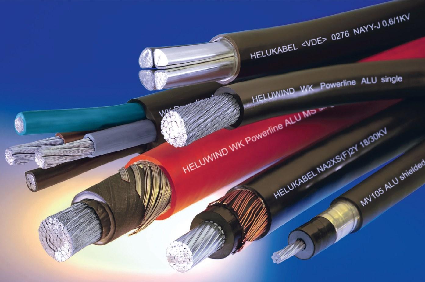 Силовые кабели в картинках